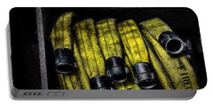 Hose Rack Portable Battery Charger