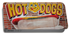 Hot Dogs Portable Battery Charger