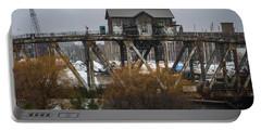 House Bridge Portable Battery Charger