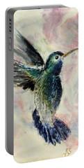 Hummingbird Flight Portable Battery Charger