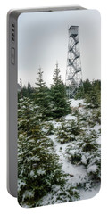 Hunter Mountain Fire Tower Portable Battery Charger
