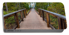 Hunter's Point At Copper Harbor Portable Battery Charger