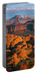 Hunts Mesa Sunrise Portable Battery Charger