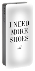 Shoe Portable Battery Chargers