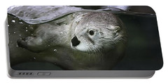 I Otter Be Swimming Portable Battery Charger