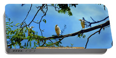 Ibis Perch - Virgin Nature Series Portable Battery Charger