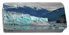 Iceberg Splash Hubbard Glacier Portable Battery Charger