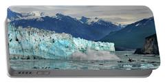 Iceberg Splash Hubbard Glacier Portable Battery Charger