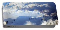 Icebound Mountains Portable Battery Charger