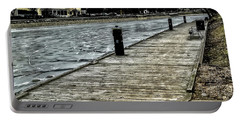 Iced Canal Portable Battery Charger