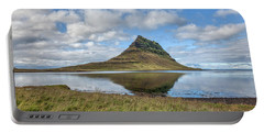 Iceland Mountain Portable Battery Charger