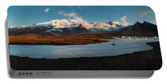 Iceland Panorama Portable Battery Charger