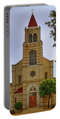 Immaculate Heart Of Mary Church - San Antonio - Texas Portable Battery Charger