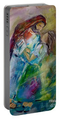In His Presence Portable Battery Charger