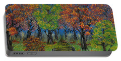 In The Fall Portable Battery Charger