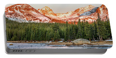 Indian Peaks Sunrise Portable Battery Charger