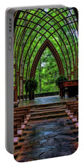Inside The Chapel Portable Battery Charger