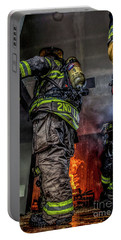 Interior Live Burn Portable Battery Charger