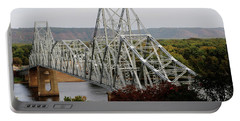 Iowa - Mississippi River Bridge Portable Battery Charger