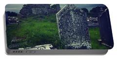 Irish Graveyard  Portable Battery Charger
