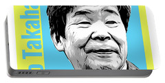 Isao Takahata Tribute Portable Battery Charger