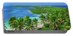 Isla Contoy Portable Battery Charger