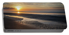 Isle Of Palms Morning Patterns Portable Battery Charger