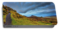 Isle Of Skye Landscape #i1 Portable Battery Charger