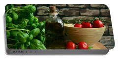 Italian Ingredients Portable Battery Charger