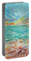 It's A Beach Day Portable Battery Charger