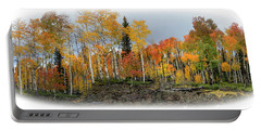 It's All About The Trees Portable Battery Charger