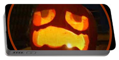 Jack O Lantern 2018 Portable Battery Charger