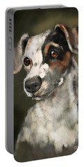 Jack Russell Terrier Portable Battery Charger