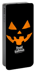 Jackolantern Pumpkin Happy Halloween Portable Battery Charger