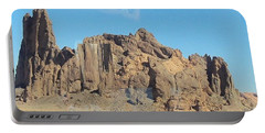 Jagged Rocks Portable Battery Charger