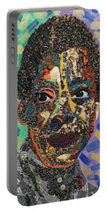 James Baldwin The Fire Next Time Portable Battery Charger