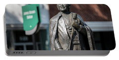 James Brown Statue - Augusta Ga Portable Battery Charger