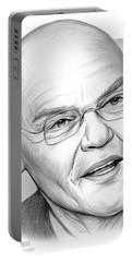 James Carville Portable Battery Charger