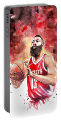 James Harden, Nba Portable Battery Charger