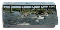 James River Rapids Portable Battery Charger