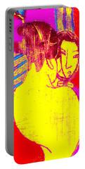 Japanese Pop Art Print 1 Portable Battery Charger