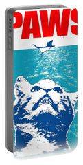 Jaws Cats Portable Battery Charger