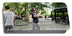 Jing An Park Portable Battery Charger