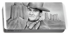 John Wayne 07oct18 Portable Battery Charger