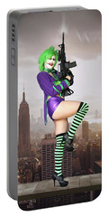 Joker Is Wild Portable Battery Charger