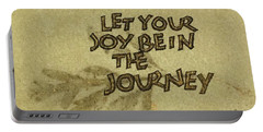 Joy In The Journey Portable Battery Charger