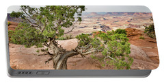 Juniper Over The Canyon Portable Battery Charger