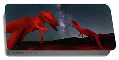 Jurassic Portable Battery Charger
