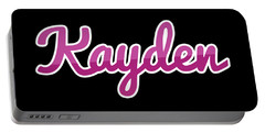 Kayden Portable Battery Chargers