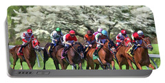 Keeneland Down The Stretch Portable Battery Charger